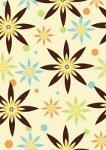 Цветы в геометрическом порядке
