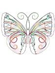 Раскраски бабочек, красивые раскраски бабочки